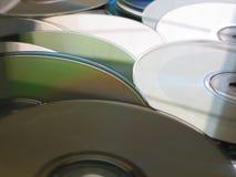 CD的混乱3 库存照片