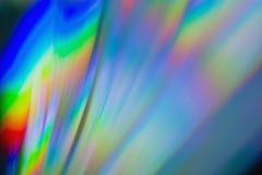 CD的特写镜头抽象 库存图片