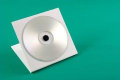 CD的盒 免版税图库摄影
