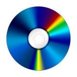 CD的盘dvd 库存照片