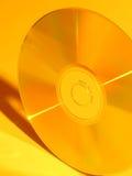 CD的盘rom 免版税库存照片