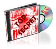CD的装箱 免版税库存照片