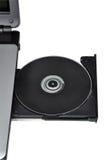 CD的软件 库存照片