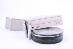 CD的驱动器 图库摄影