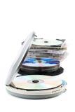 CD的CD播放器 库存图片