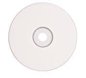 CD的dvd路径 免版税库存照片