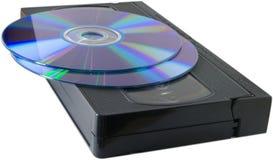 CD的tape2 库存照片