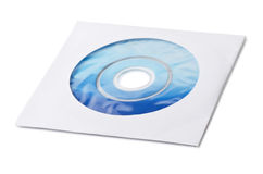 CD εγκατάστασης Στοκ εικόνα με δικαίωμα ελεύθερης χρήσης
