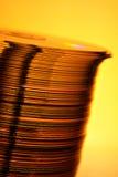 cd башня стоковые изображения