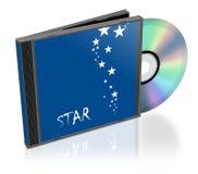 cd ворох Стоковая Фотография RF