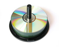 cd держатель Стоковые Фото