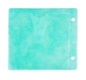 cd зеленый цвет габарита Стоковое Фото
