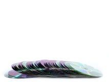 cd куча Стоковая Фотография RF