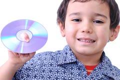 cd малыш Стоковое фото RF