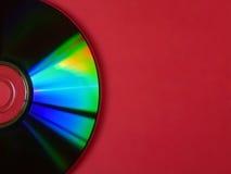 cd сторона Стоковая Фотография RF