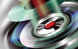 CD Fotos de archivo libres de regalías