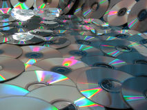 Cd. Compact disck Royalty Free Stock Photo
