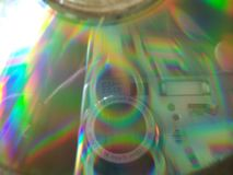 CD Royaltyfria Bilder