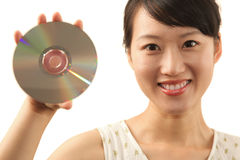 CD Royalty Free Stock Photos