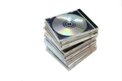 CD Images stock