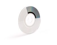Cd Royalty Free Stock Photography