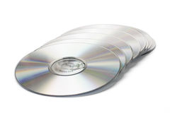 Cd Image stock