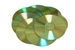 CD foto de stock royalty free