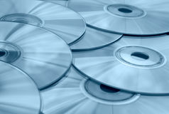 CD Fotografia Stock