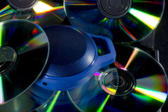 CD Imagem de Stock Royalty Free