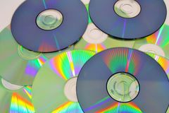 CD Royalty-vrije Stock Foto