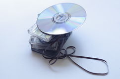 CD Fotografia de Stock Royalty Free
