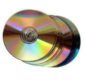 CD royaltyfri foto