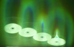 CD Fotos de archivo
