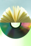 CD And Paper Royalty Free Stock Photos