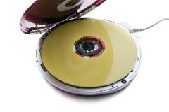 CD audio player Stock Photos