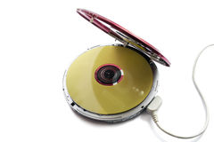 CD audio player Royalty Free Stock Photo