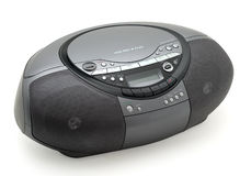 CD Audio System Stock Photography