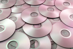 Cd background Royalty Free Stock Photos