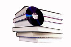 Free CD Book Royalty Free Stock Images - 529539