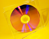 Cd/case Stock Image
