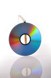 Cd case Royalty Free Stock Image