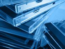 CD-caso Fotografía de archivo
