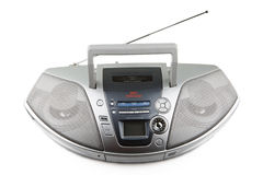 CD and cassette player Stock Photography
