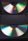 CD CD Royaltyfri Bild