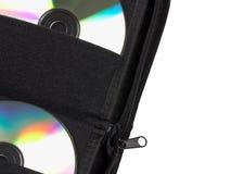 CD CD-SKIVA Royaltyfri Fotografi