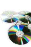 cd cd-skiva r Royaltyfri Bild