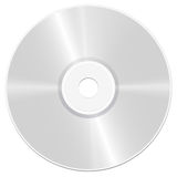 CD Compact Disc Illustration Royalty Free Stock Images