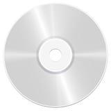 CD Compact discillustratie royalty-vrije illustratie