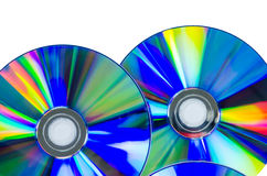 CD or compact disk Royalty Free Stock Image