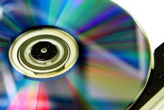 Cd computer Stock Photography